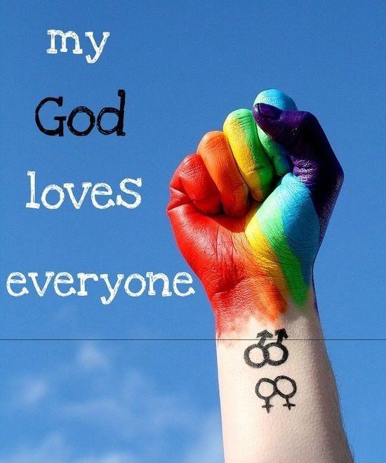 My God is Proud of Pride